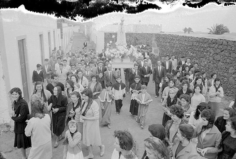 Procesión en Máguez VIII