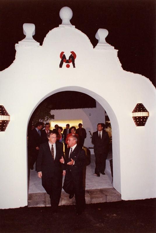 Inauguración de la FCM II