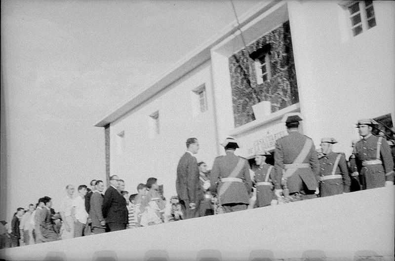 Inauguración Casa Cuartel I