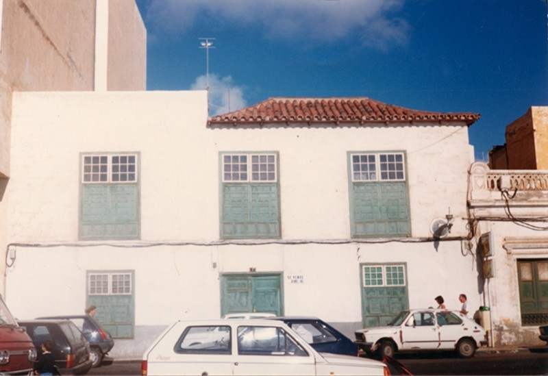 Casa de los Arroyo
