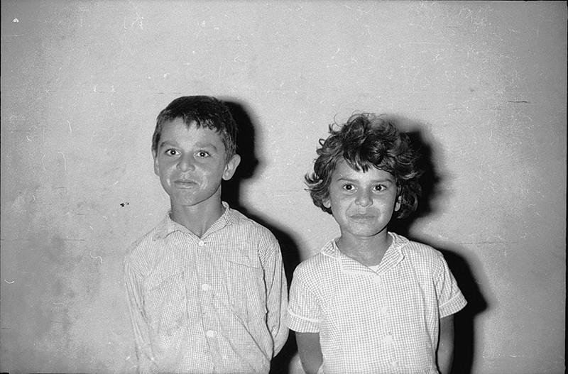 Niños de Haría