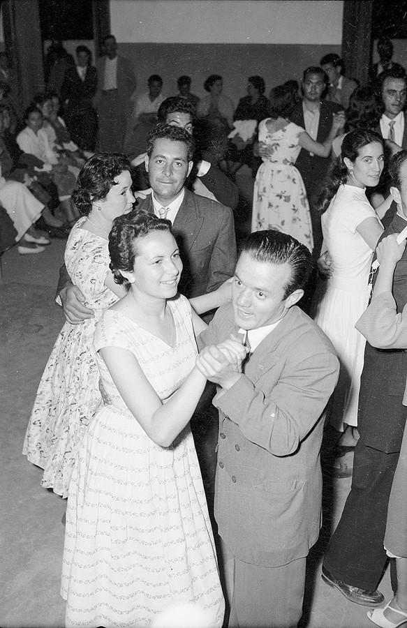 Baile en Haría XIX