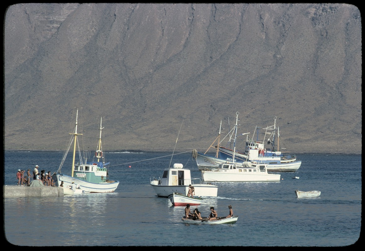 Barcos de La Graciosa III