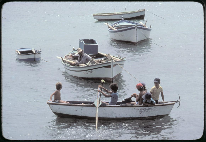 Barcos de La Graciosa IV