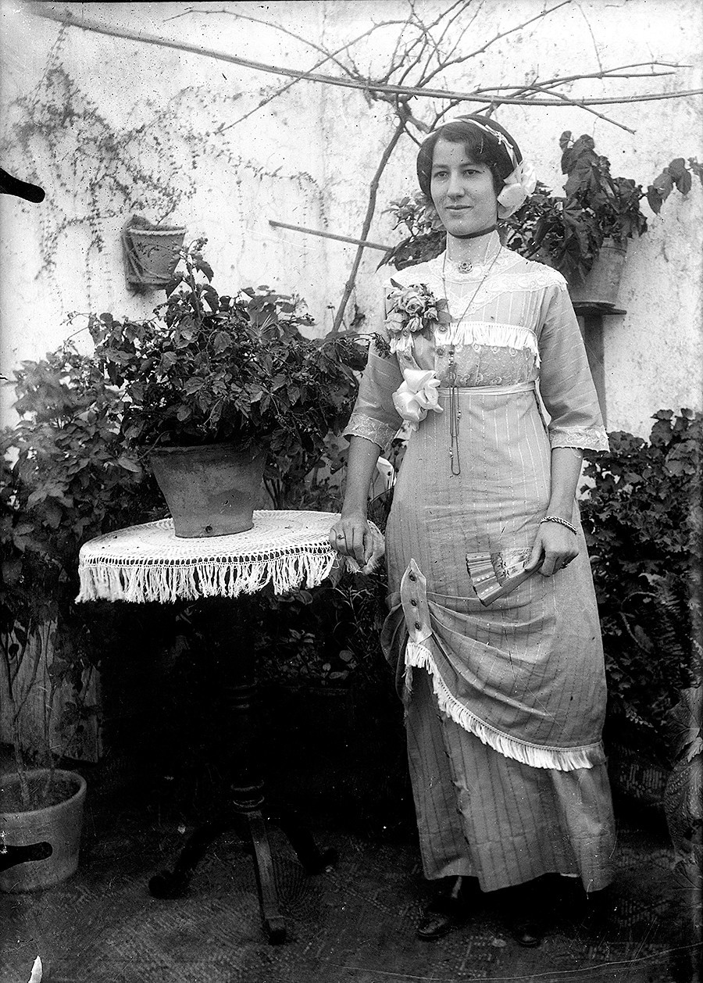 Retrato de una dama I