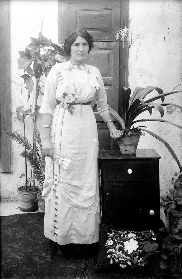 Retrato de una dama II