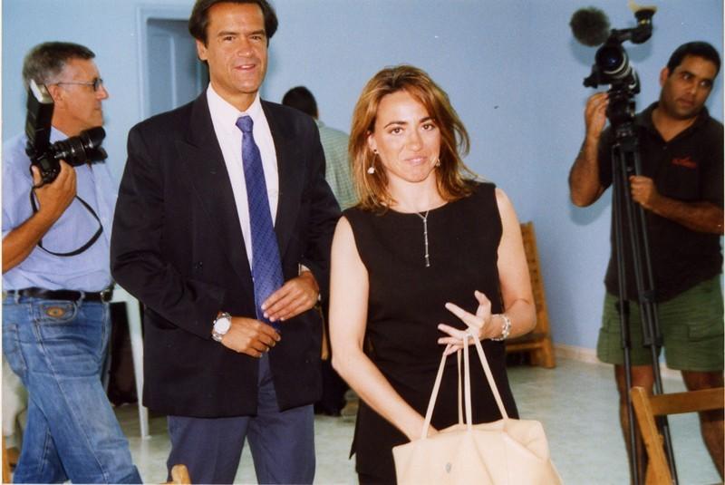 Visita de Carme Chacón II