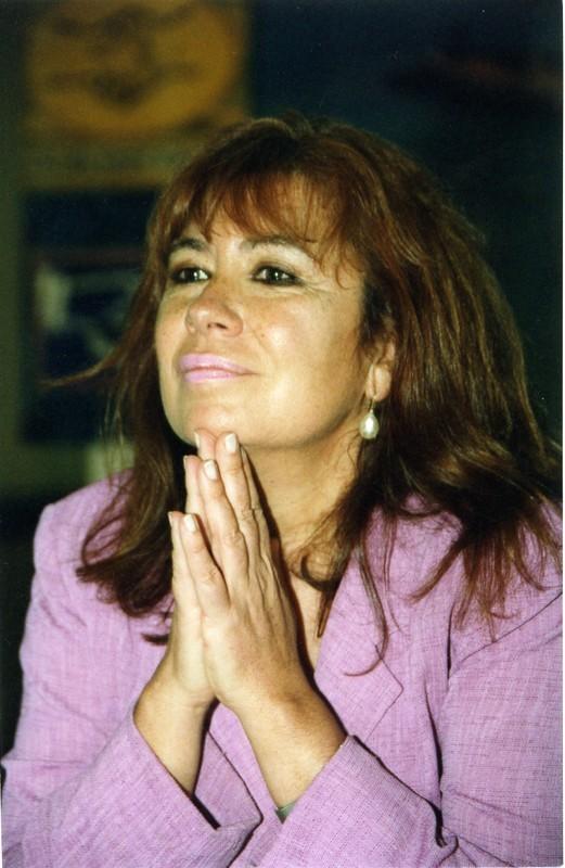 Cristina Narbona en Lanzarote III