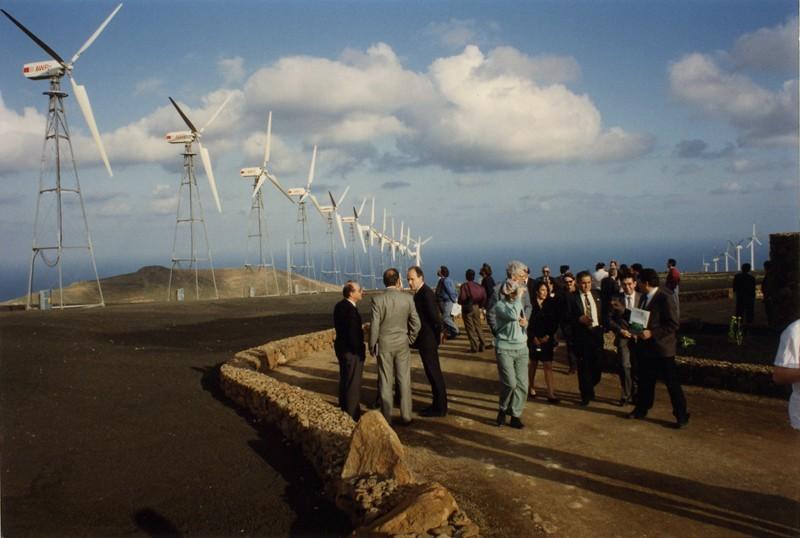 Parque eólico de Los Valles III