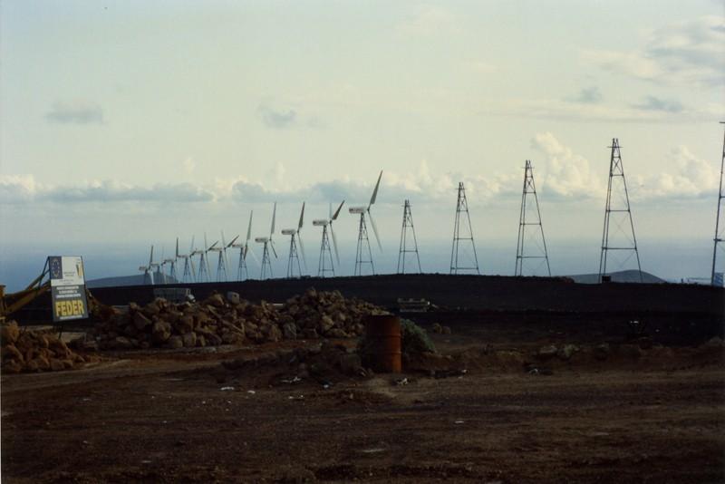 Parque eólico de Los Valles VIII