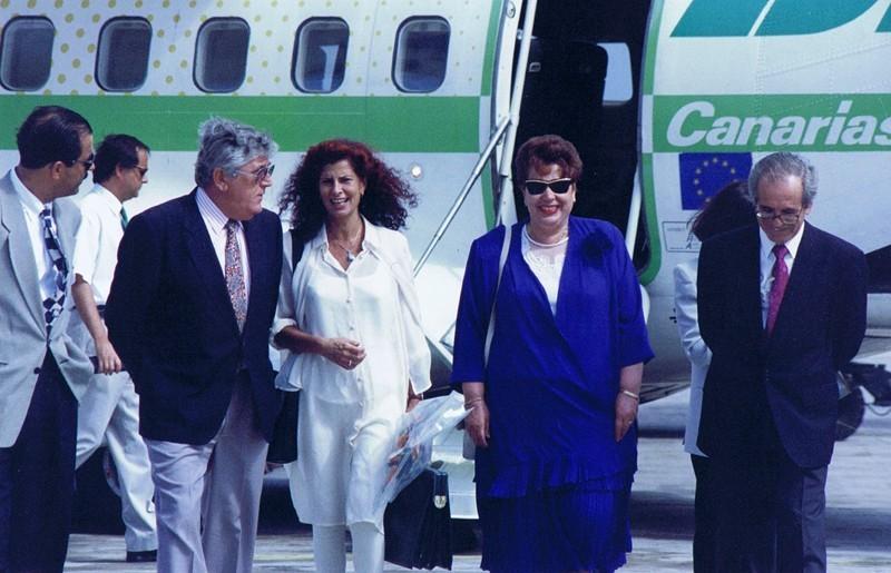 Visita de Carmen Alborch III