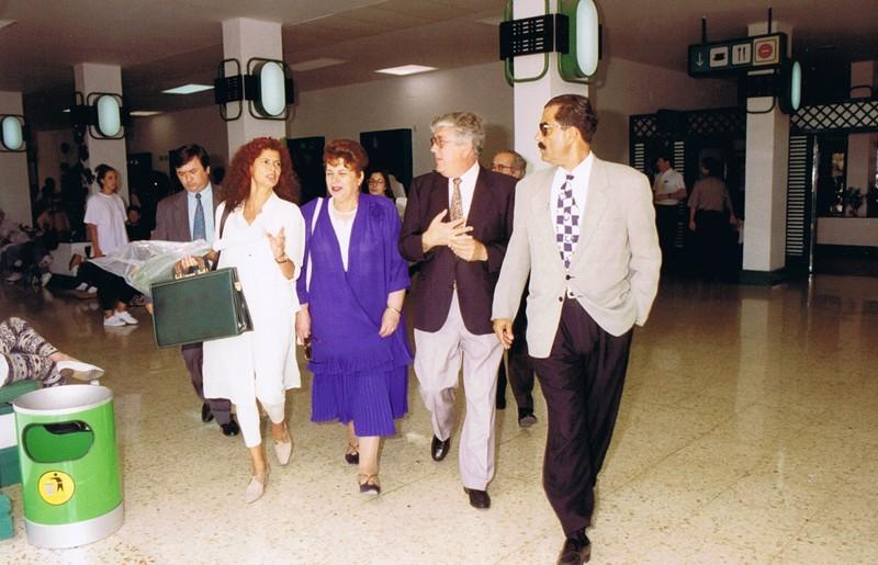 Visita de Carmen Alborch IV
