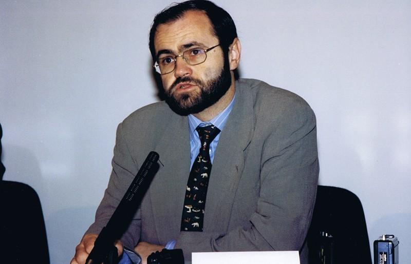 Visita de Luis María Atienza