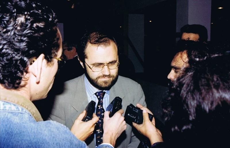 Visita de Luis María Atienza I