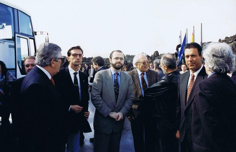 Visita de Luis María Atienza II