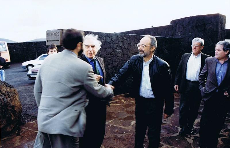 Visita de Luis María Atienza III