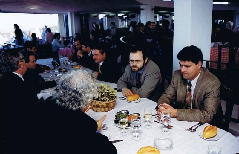 Visita de Luis María Atienza VI
