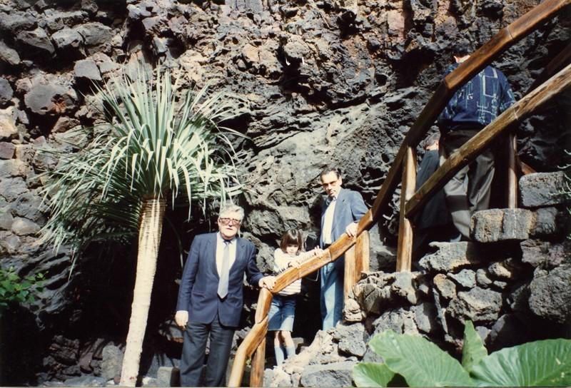 Visita de Alfonso Guerra V
