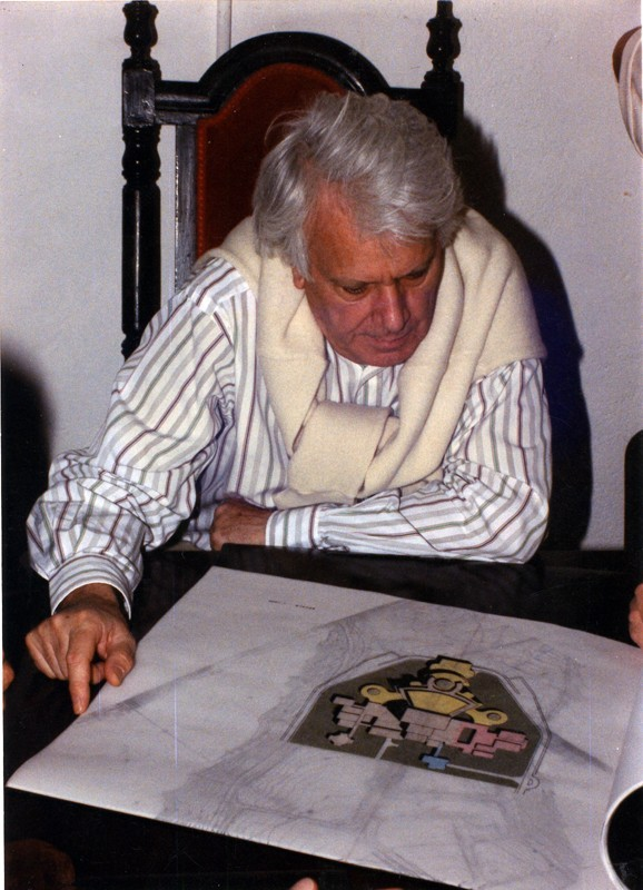 Visita de Jorge Semprún X