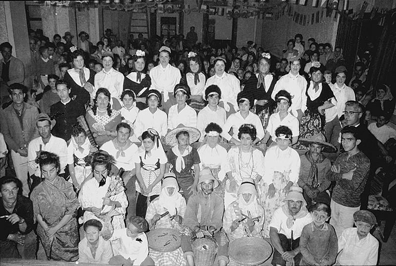 Fiestas de Santa Bárbara I