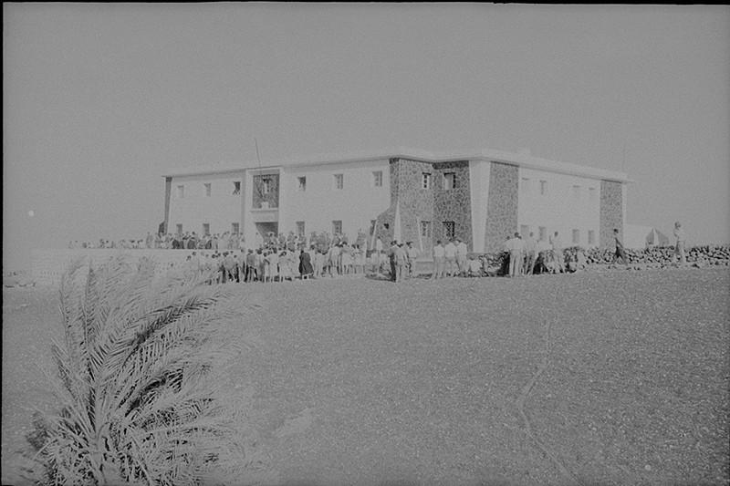 Inauguración Casa Cuartel XIII