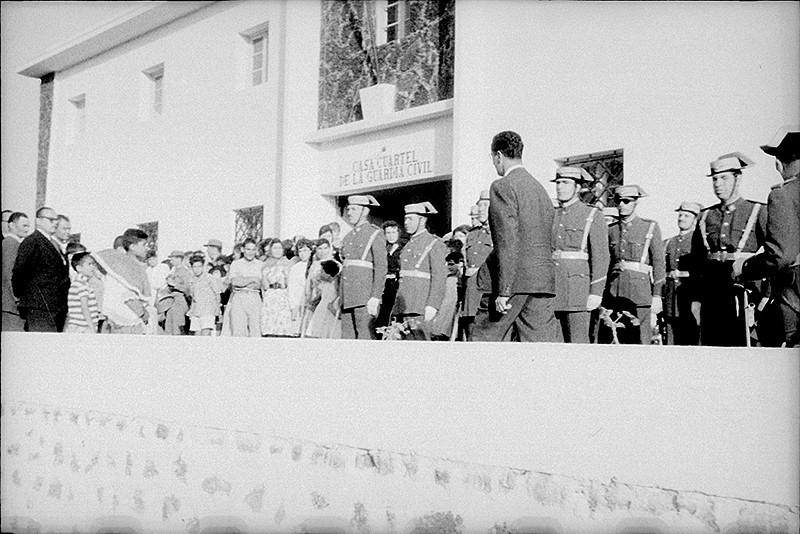 Inauguración Casa Cuartel XVII