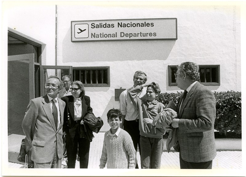 Visita de Josep Borrell VI