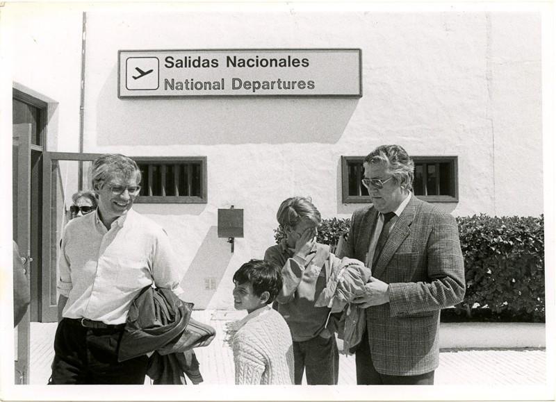 Visita de Josep Borrell VII