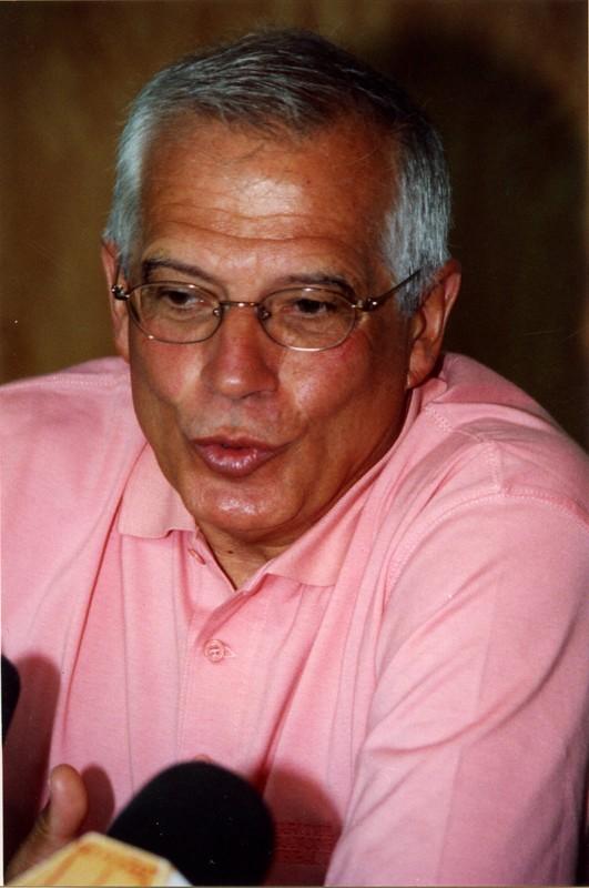 Visita de Josep Borrell IX