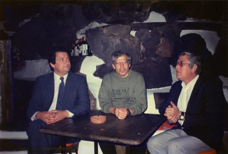 Visita de Josep Borrell XII