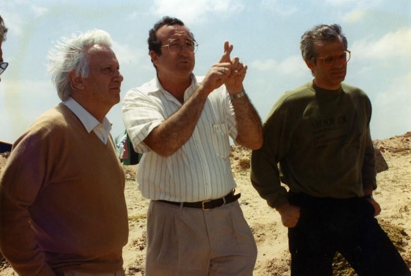 Visita de Josep Borrell XVI