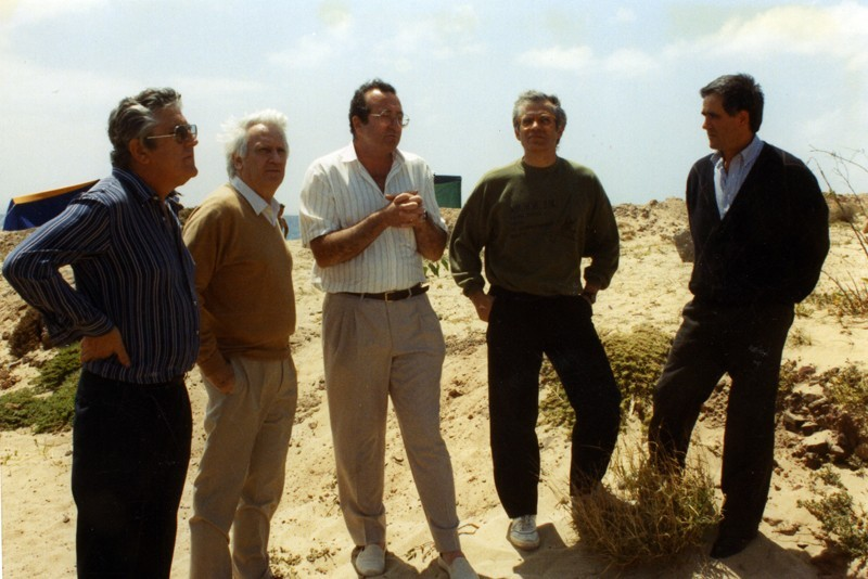Visita de Josep Borrell XVII