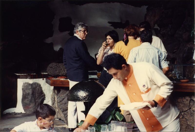 Visita de Julián García Vargas IX