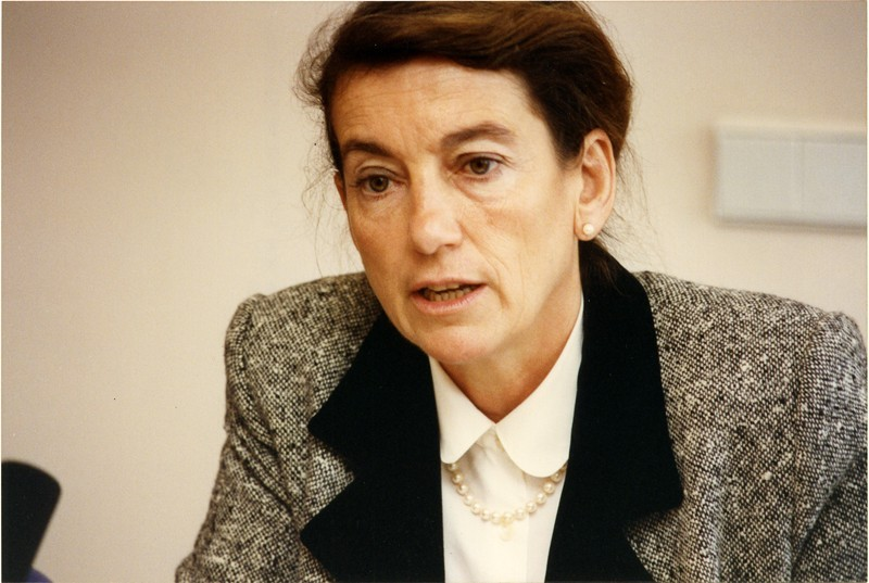 Visita de Cristina Alberdi III