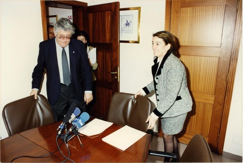 Visita de Cristina Alberdi XII