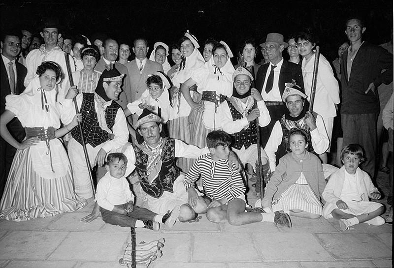 Agrupación Ajei en Haría I