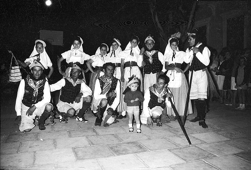 Agrupación Ajei en Haría IV