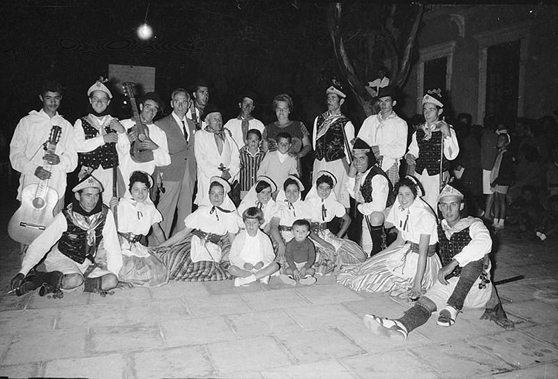 Agrupación Ajei en Haría VI