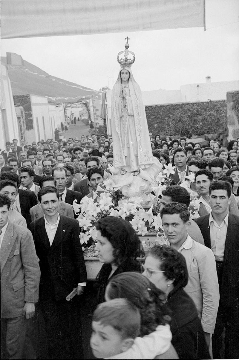 Virgen de Fátima XV