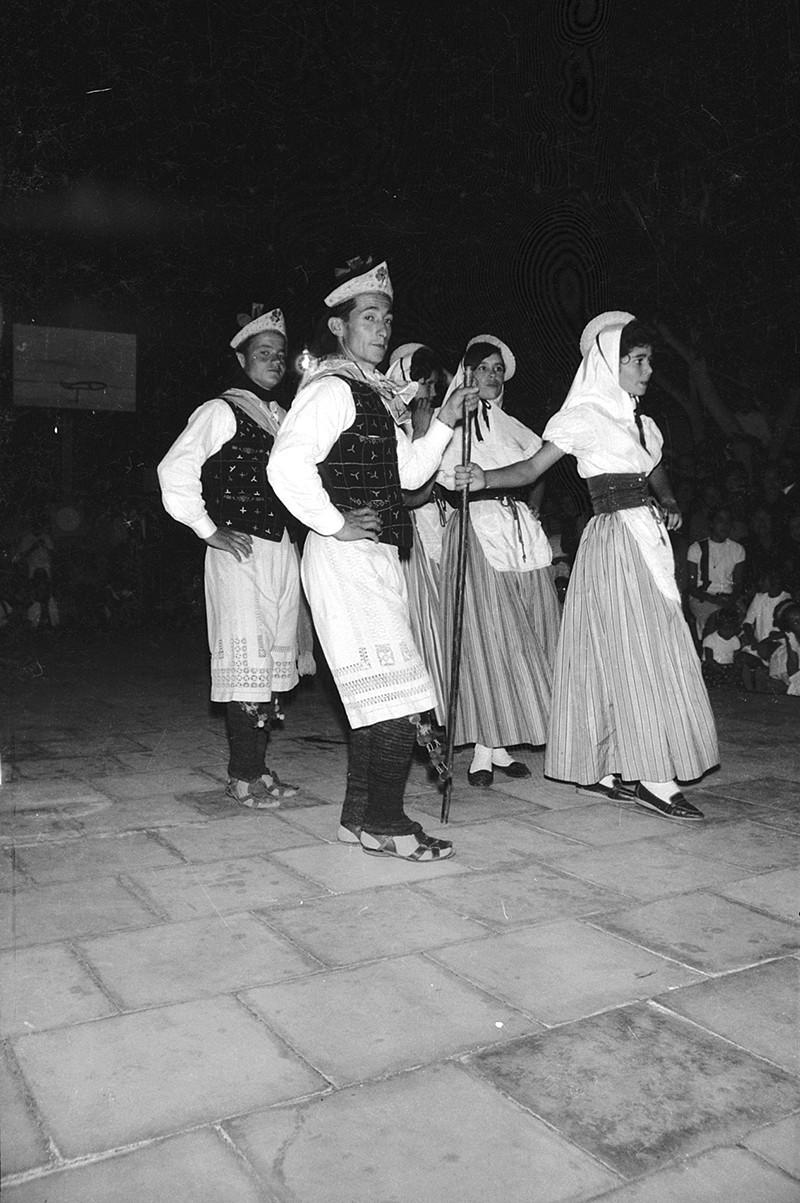 Agrupación Ajei en Haría IX