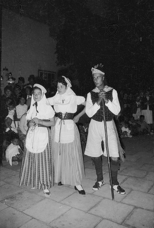 Agrupación Ajei en Haría XIV