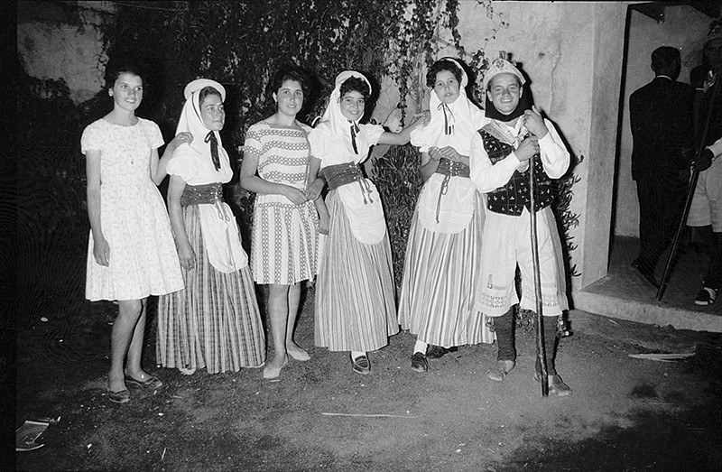 Agrupación Ajei en Haría XVIII
