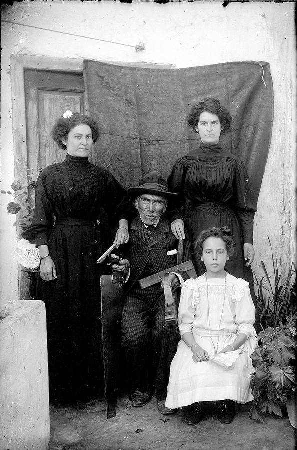 Familia de carpintero I