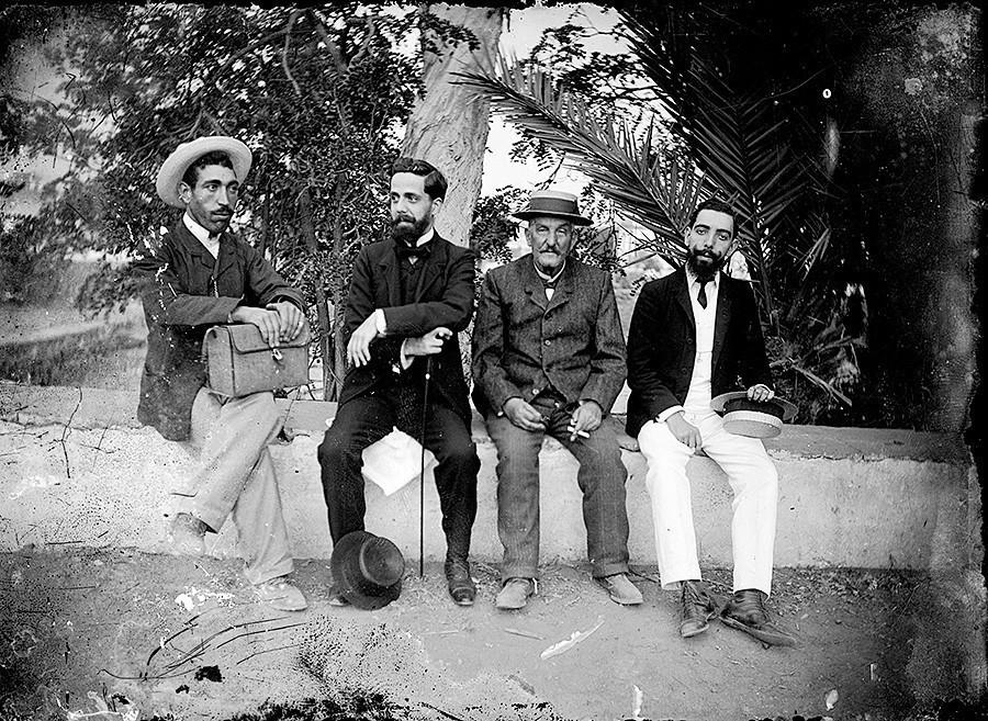 Jacinto Alonso y amigos