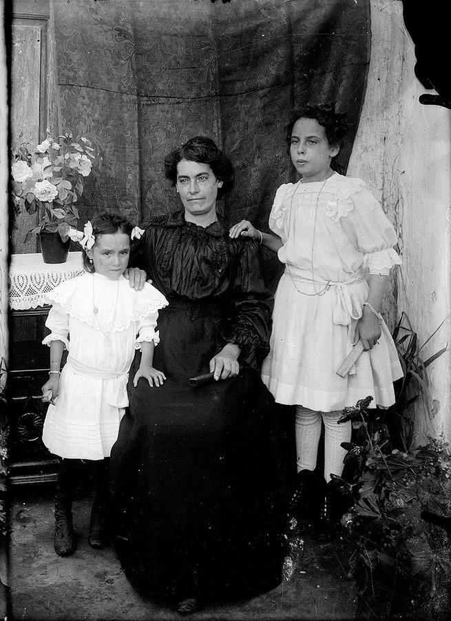 Familia de carpintero II