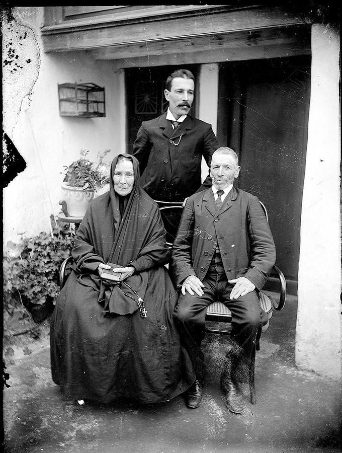 Familia Cabrera Figueroa