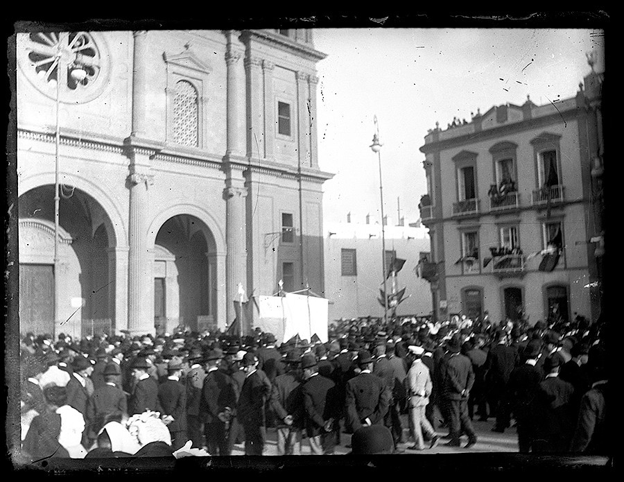 Manifestaciones por la provincia
