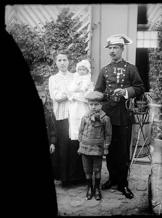 Familia de militar I
