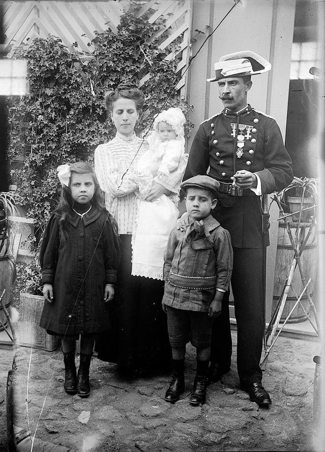 Familia de militar II