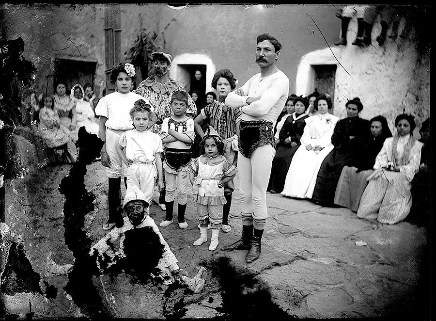 Circo en Lanzarote